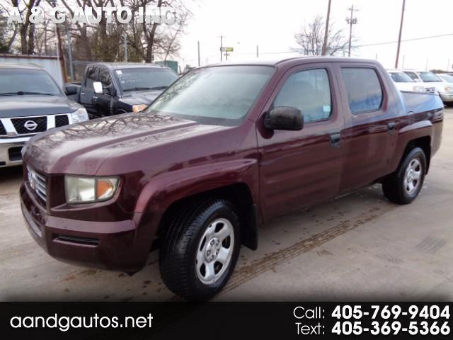 2008 Honda Ridgeline a la venta en Oklahoma City, OK - Image 1