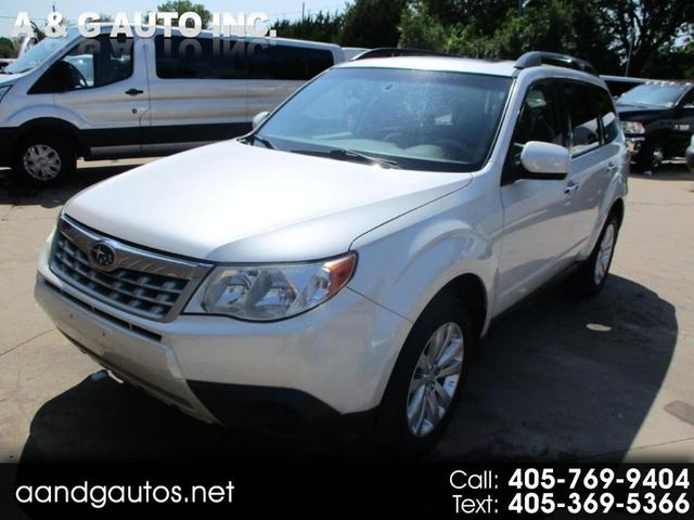 2013 Subaru Forester for Sale in Oklahoma City, OK - Image 1