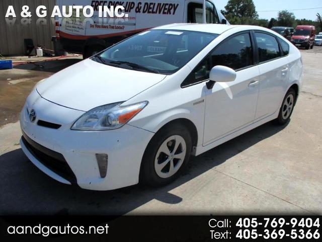 2013 Toyota Prius for Sale in Oklahoma City, OK - Image 1
