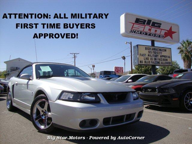 2004 Ford Mustang for Sale in El Paso, TX - Image 1