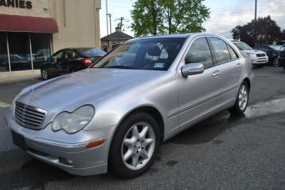 2003 Mercedes-Benz C-Class for Sale in Metuchen, NJ - Image 1
