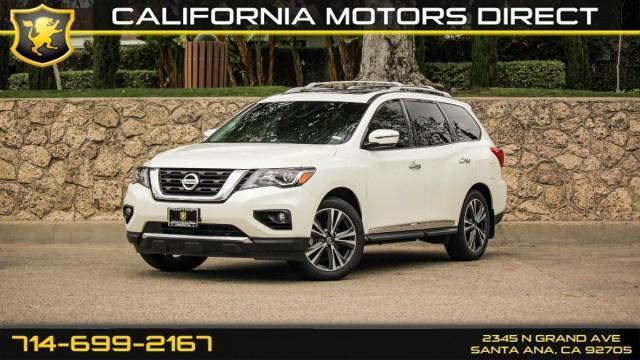 2018 Nissan Pathfinder a la venta en Santa Ana, CA - Image 1