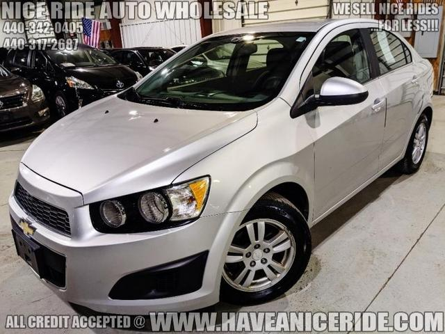 2015 Chevrolet Sonic for Sale in Eastlake, OH - Image 1