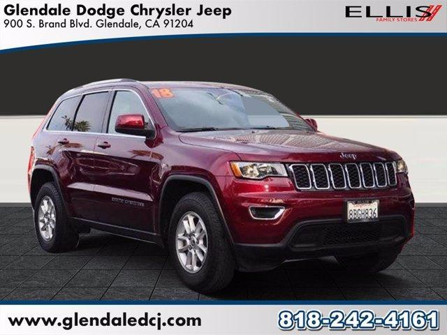 2018 Jeep Grand Cherokee for Sale in Glendale, CA - Image 1