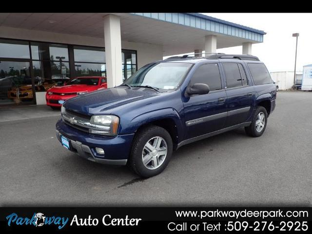 2004 Chevrolet Trailblazer >> Used 2004 Chevrolet Trailblazer Ext Ls Suv In Deer Park Wa Auto Com 1gnet16s646218577