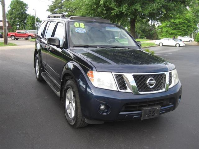 2008 Nissan Pathfinder for Sale in Knoxville, TN - Image 1