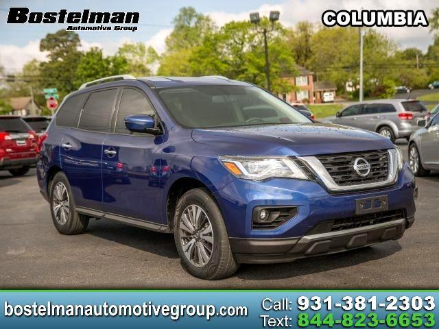 2017 Nissan Pathfinder a la venta en Columbia, TN - Image 1