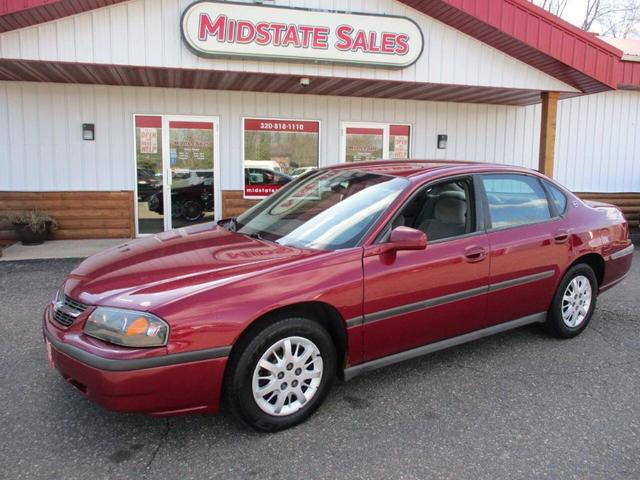 2005 Chevrolet Impala for Sale in Foley, MN - Image 1