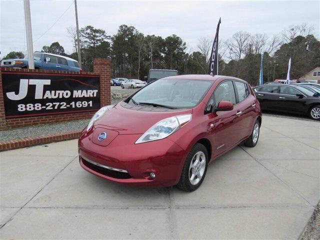 2012 Nissan Leaf for Sale in Sanford, NC - Image 1