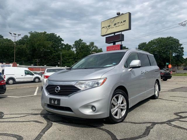 2012 Nissan Quest for Sale in Richmond, VA - Image 1