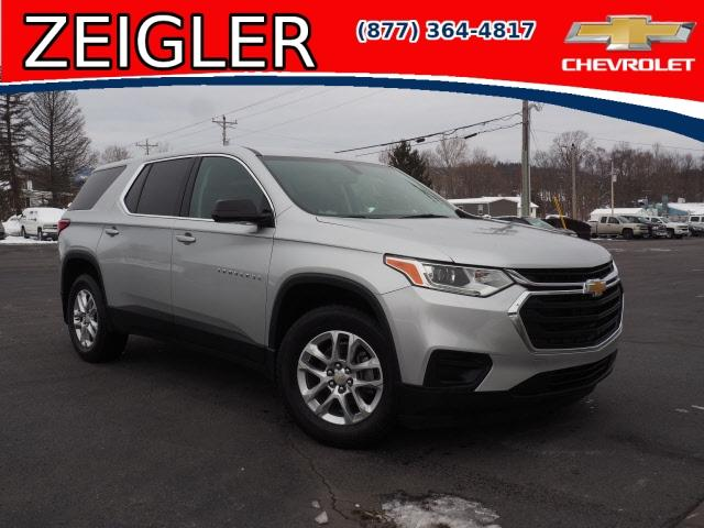 2018 Chevrolet Traverse for Sale in Claysburg, PA - Image 1