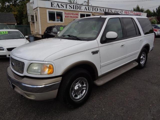 2002 Ford Explorer Eddie Bauer >> Used 2002 Ford Expedition Eddie Bauer Suv In Portland Or Auto Com 1fmpu18l52la42281