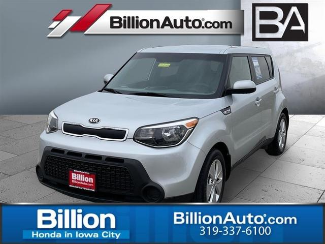 2015 KIA Soul for Sale in Iowa City, IA - Image 1