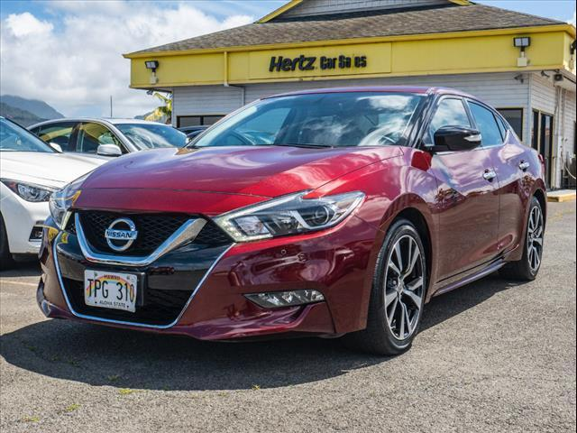 2018 Nissan Maxima for Sale in Honolulu, HI - Image 1