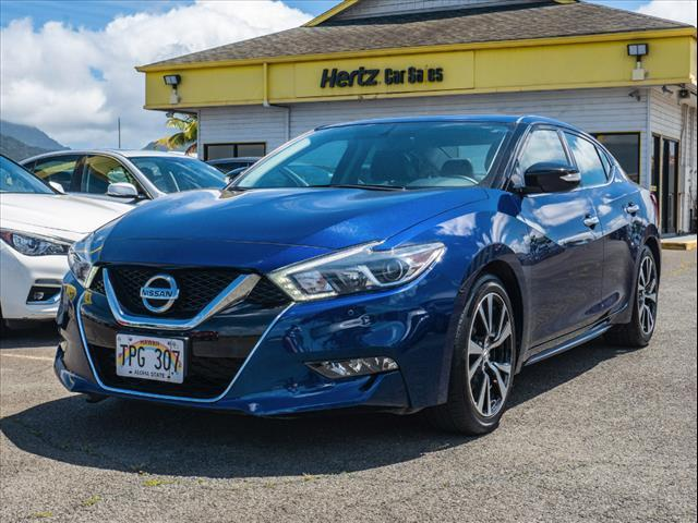 2018 Nissan Maxima for Sale in Honolulu, HI - Image 1