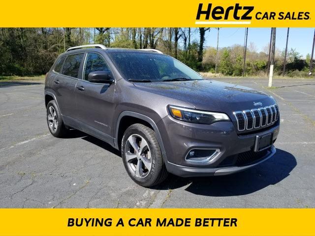 2019 Jeep Cherokee a la venta en Charlotte, NC - Image 1