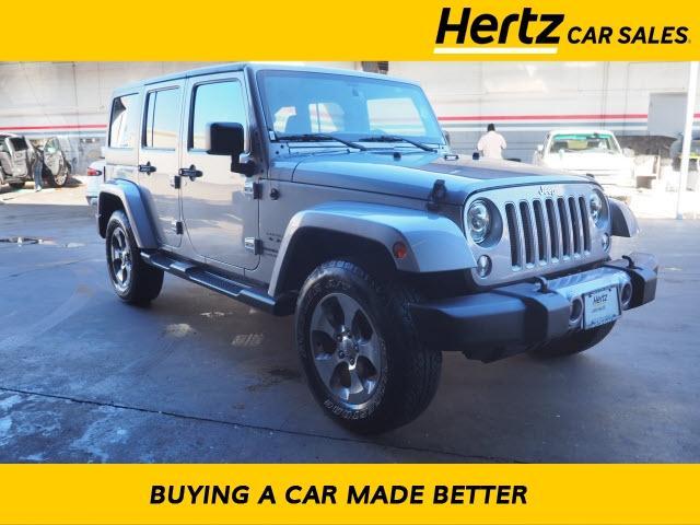 2018 Jeep Wrangler JK Unlimited for Sale in Riverside, CA - Image 1
