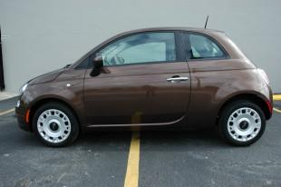 used 2012 FIAT 500 car, priced at $7,900