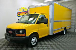 used 2016 GMC Savana 3500 car, priced at $30,000