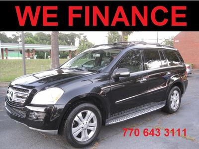 used 2008 Mercedes-Benz GL-Class car, priced at $10,090