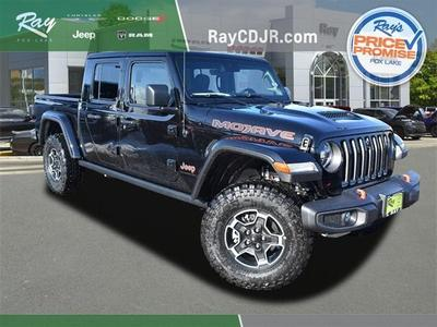 new 2021 Jeep Gladiator car, priced at $60,455