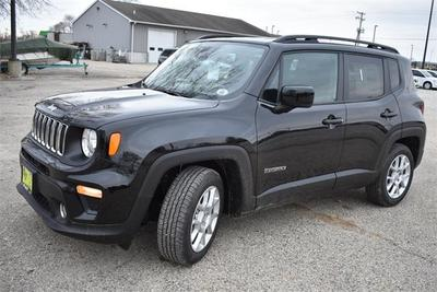 new 2021 Jeep Renegade car, priced at $21,236
