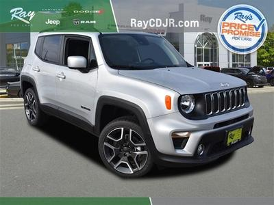 new 2021 Jeep Renegade car, priced at $24,898