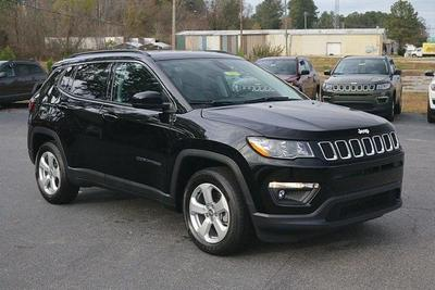 new 2021 Jeep Compass car, priced at $24,062