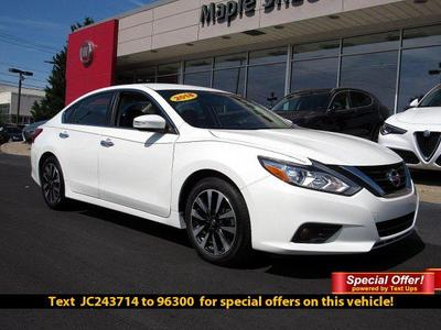 used 2018 Nissan Altima car, priced at $17,995