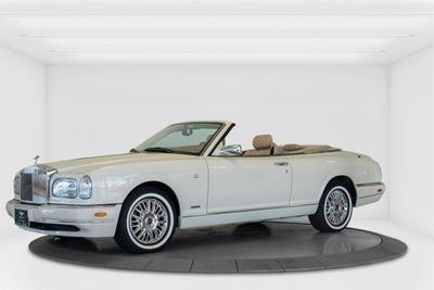 used 2002 Rolls-Royce Corniche car, priced at $159,990