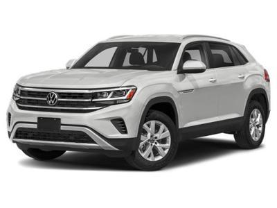 new 2021 Volkswagen Atlas Cross Sport car, priced at $32,579