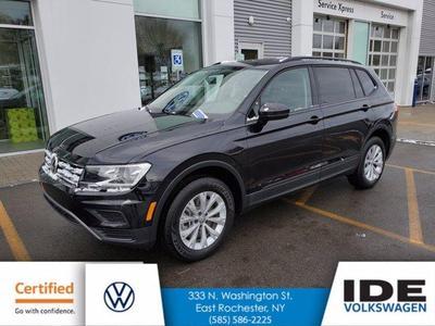 used 2020 Volkswagen Tiguan car, priced at $24,350