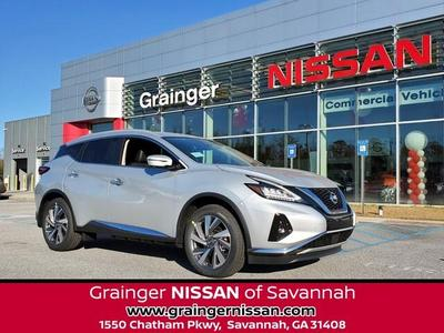new 2021 Nissan Murano car, priced at $42,210