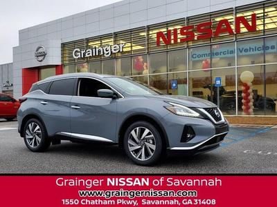 new 2021 Nissan Murano car, priced at $42,110