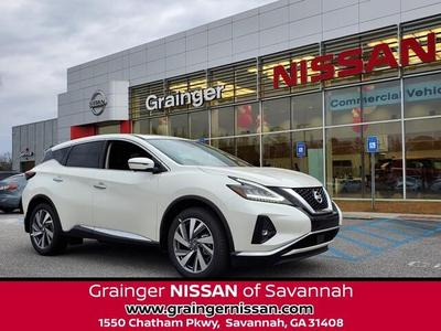 new 2021 Nissan Murano car, priced at $43,870