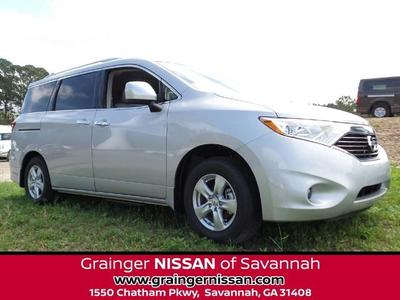 new 2016 Nissan Quest car, priced at $35,665