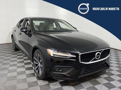 new 2021 Volvo S60 car, priced at $38,310