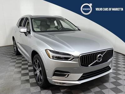 new 2021 Volvo XC60 car, priced at $53,257
