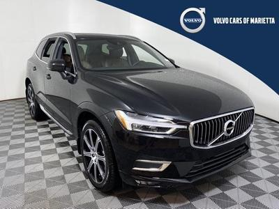 new 2021 Volvo XC60 car, priced at $51,702