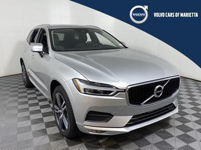 new 2021 Volvo XC60 car, priced at $48,073