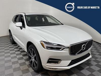 new 2021 Volvo XC60 car, priced at $55,749