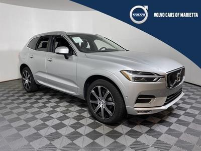 used 2021 Volvo XC60 car, priced at $50,688