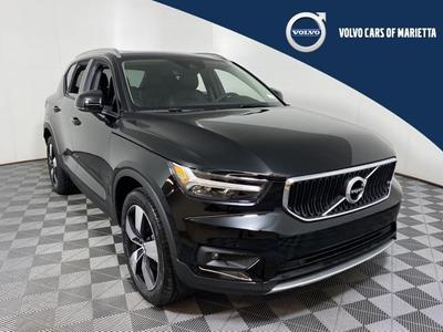 new 2021 Volvo XC40 car, priced at $40,369
