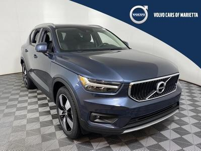new 2021 Volvo XC40 car, priced at $40,989