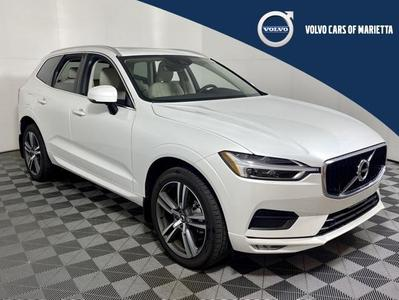 new 2021 Volvo XC60 car, priced at $51,025