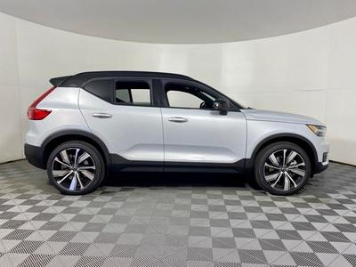 new 2021 Volvo XC40 Recharge Pure Electric car, priced at $59,025