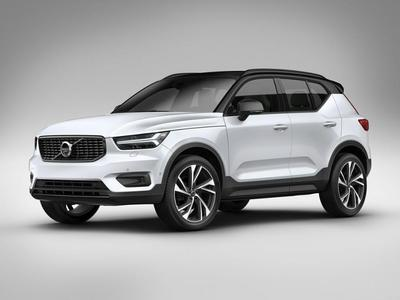 new 2021 Volvo XC40 Recharge Pure Electric car, priced at $58,931