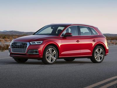 new 2020 Audi Q5 car, priced at $47,150