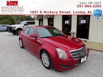 used 2011 Cadillac CTS car, priced at $11,800