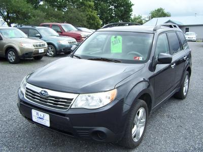 used 2009 Subaru Forester car, priced at $5,500